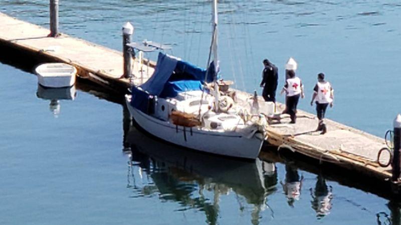 Terror en Guaymas: Hallan cadáver de extranjero dentro de velero; esta sería la causa de muerte