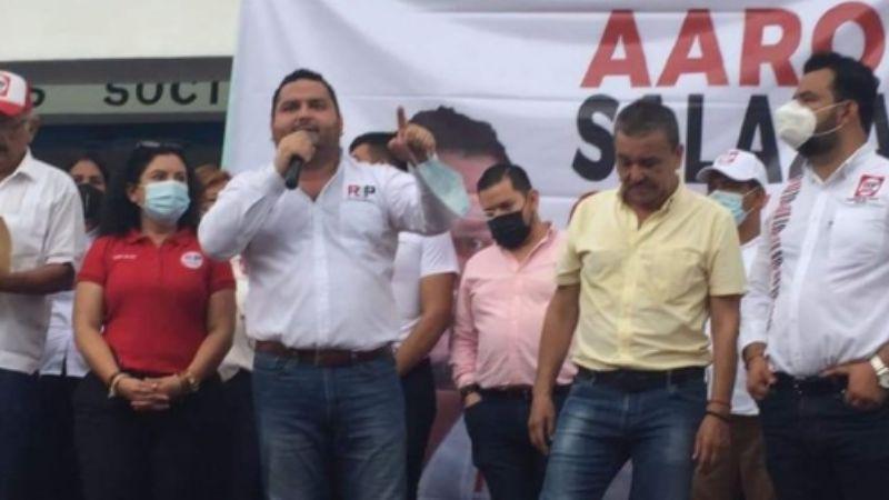 """VIDEO: Candidato de RSP abre campaña con bailarinas exóticas; fue un """"evento misógino"""""""