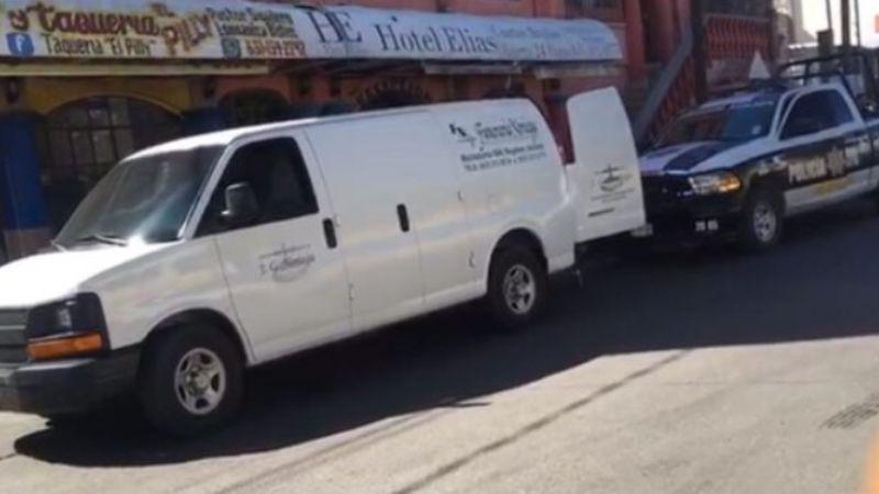 Encuentran cadáver de una mujer en hotel de Nogales; su muerte es un misterio