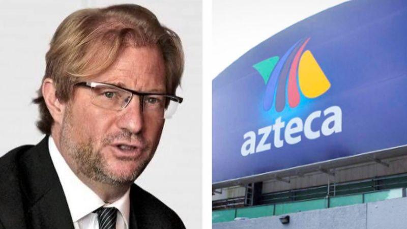 Andrés Roemer: TV Azteca cancelaría sus programas y lo dejaría sin contrato tras denuncias por abuso
