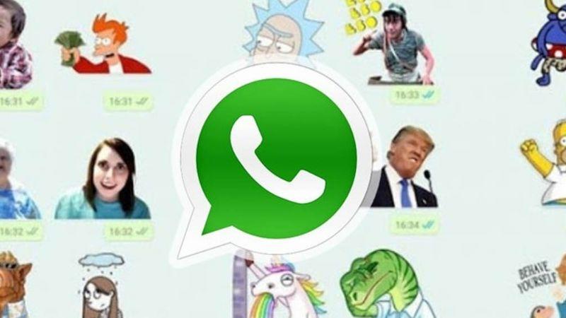 WhatsApp vidente: El servicio de mensajería sabe que sticker necesitas en tu conversación