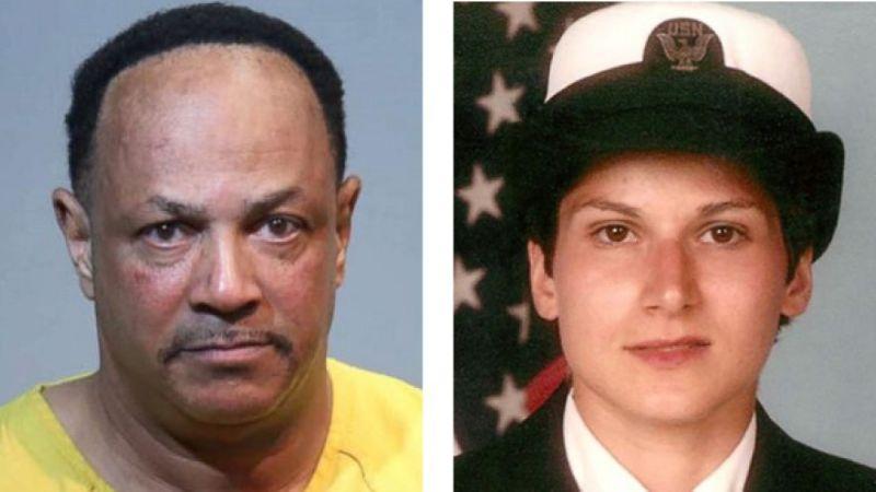 Después de 37 años, dan cadena perpetua al asesino de una recluta de la Marina de EU