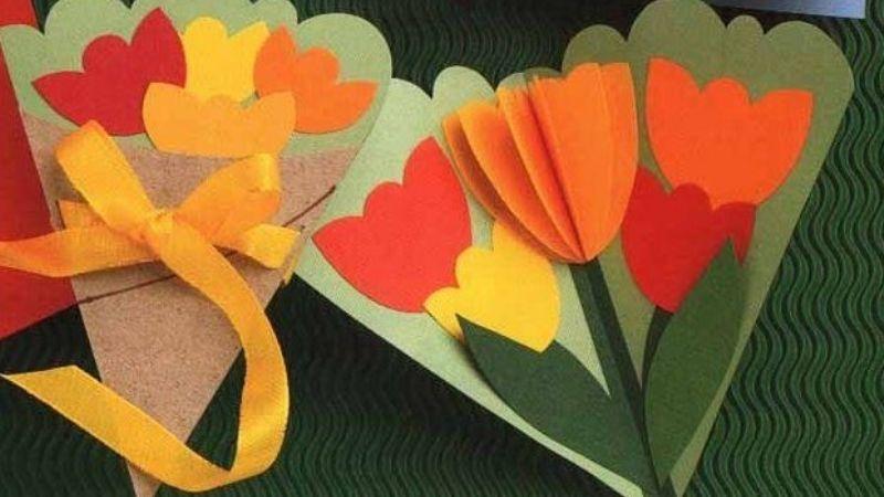 ¡Festeja a mamá! Descubre algunas bellas ideas de tarjetas hechas a mano para el 10 de mayo