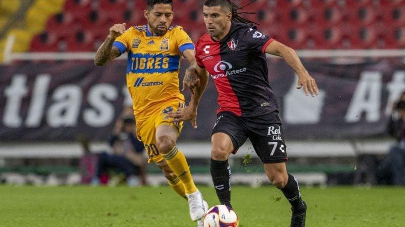 Sábado de doble cartelera en la repesca; Atlas intentará sacar a Tigres y Santos recibe a Querérato