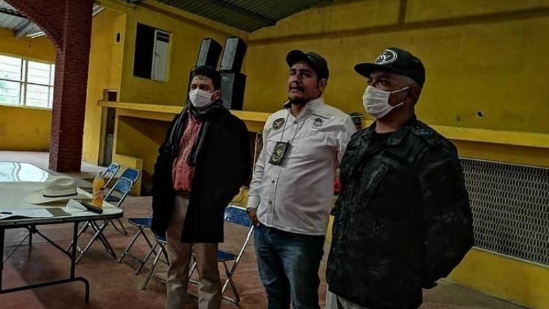 Acusan a candidato a alcalde de Veracruz por presunto nexo con el crimen organizado