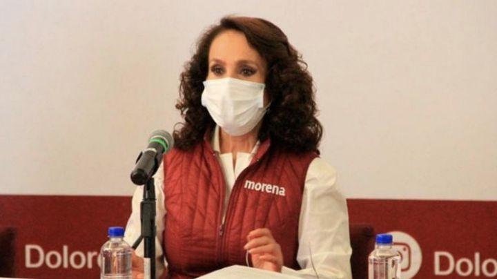 Dolores Padierna pide disculpas a Laisha Wilkins por agresión y se deslinda de los hechos