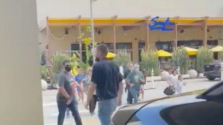 VIDEO: Se desata tiroteo dentro de un centro comercial en Florida; se reportan varios heridos