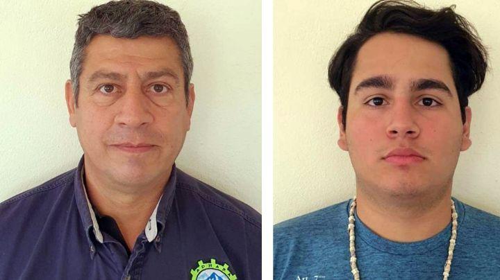 ¡Sanos y salvos! Localizan con vida a padre e hijo desaparecidos en carretera de Sonora