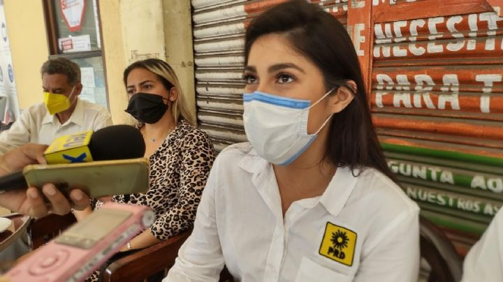Detienen a candidata a alcaldía de Veracruz por causar un accidente vial