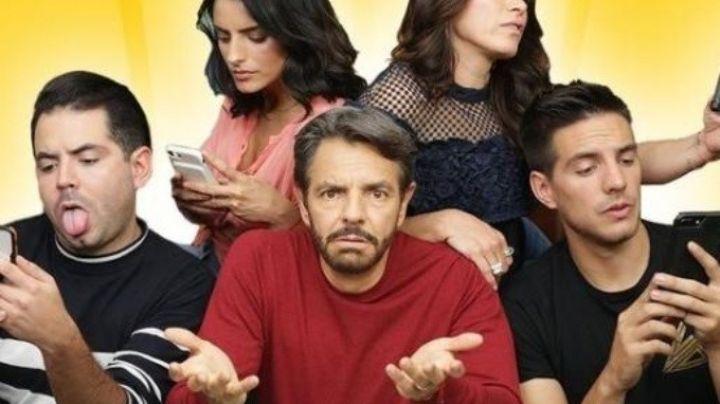 Eugenio y su familia viven trágica experiencia en la filmación de 'De Viaje con los Derbez 2'