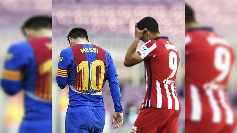 LaLiga está que arde: Barcelona y Atlético empatan para dejar la cima en manos del Madrid