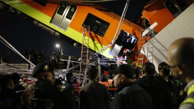 Con 50 mil pesos, la CDMX indemnizará a familiares de fallecidos y lesionados del Metro