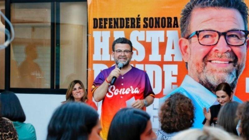 """Ricardo Bours culpa a Durazo por ejecutados y desaparecidos: """"Es un inepto"""""""