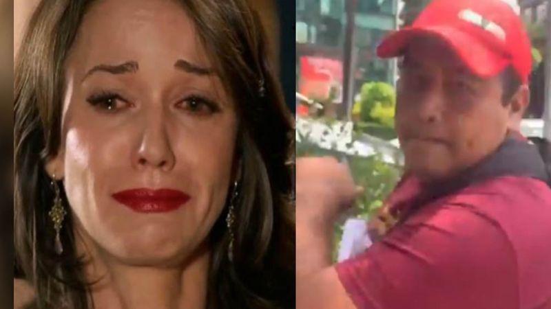 """""""Me golpeo y pateó"""": Laisha Wilkins denuncia agresión de involucrado con campaña de Morena"""