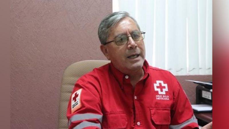 Coordinador de Cruz Roja en Cajeme emite mensaje por el Día Internacional de la Institución