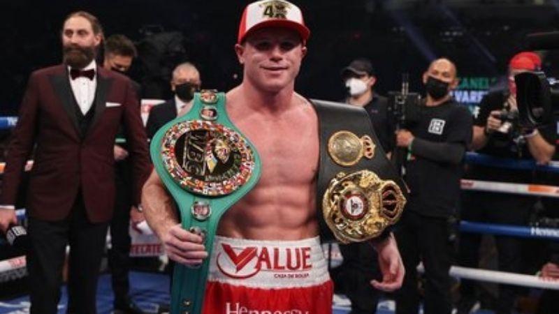 ¡De no creerse! Esto es lo que ganará el 'Canelo' Álvarez por su pelea con Billy Joe Saunders
