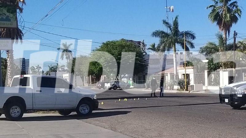 Violencia, imparable: Acribillan a tres personas al norte de Ciudad Obregón; piden ayuda en hotel