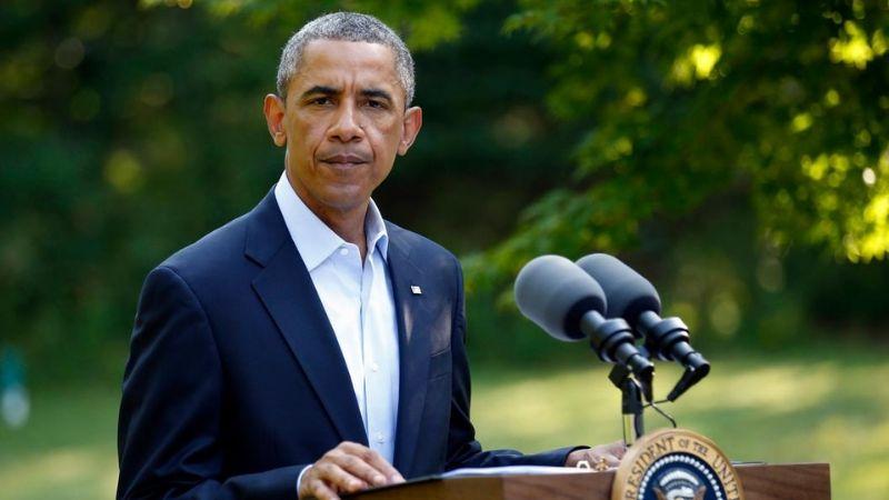 """""""Hoy nuestra familia perdió a un verdadero amigo y fiel compañero"""": publicó Barack Obama"""