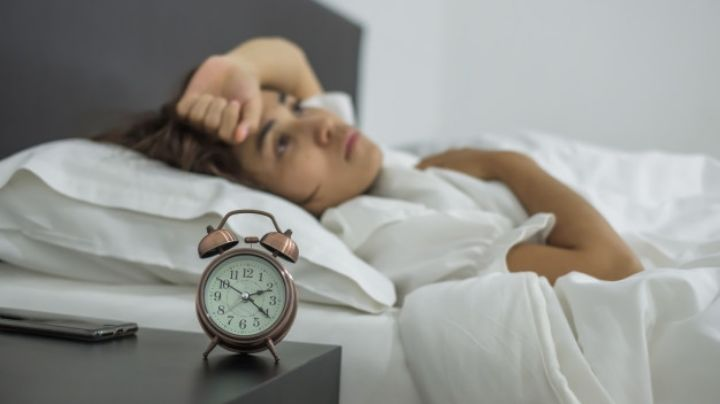 ¿Sufres de insomnio? Esta es la razón por la que no debes tomar medicamentos