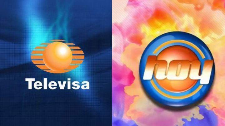 ¿Adiós 'Hoy'? Televisa toma drástica medida y sacaría del aire a famoso programa por esto