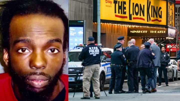 Farrakhan Muhammad, el pistolero que hirió a 3 en Times Square; quería asesinar a su hermano