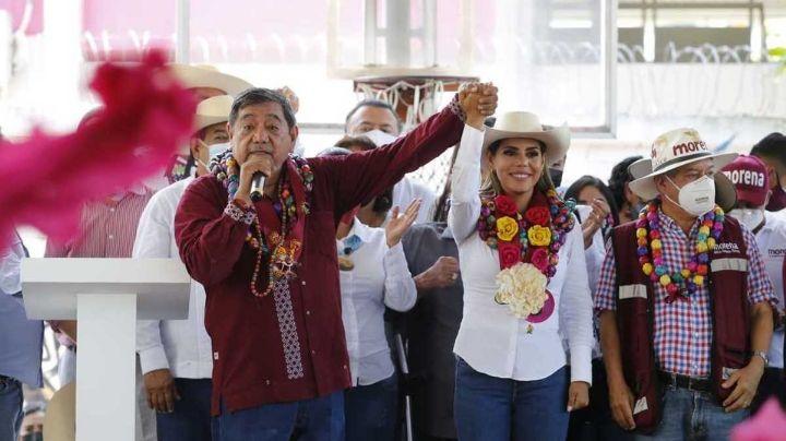 Así será la boleta electoral a gobernador; Evelyn Salgado aparece como 'La Torita'