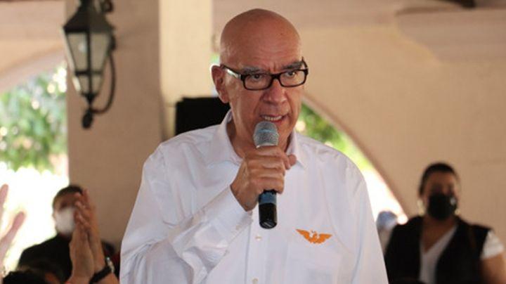 """Dante Delgado: """"Ante la polarización, levantamos la bandera de la dignidad en Sonora"""""""
