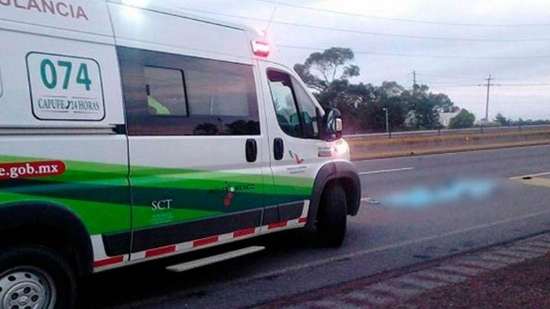 Brutal accidente: Conductor muere tras perder el control y volcar en carretera Guaymas-Hermosillo
