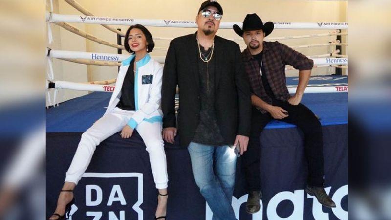 """""""La regó"""": ¡En vivo! Pepe Aguilar le mete tremendo regaño a Ángela Aguilar por el Himno Nacional"""