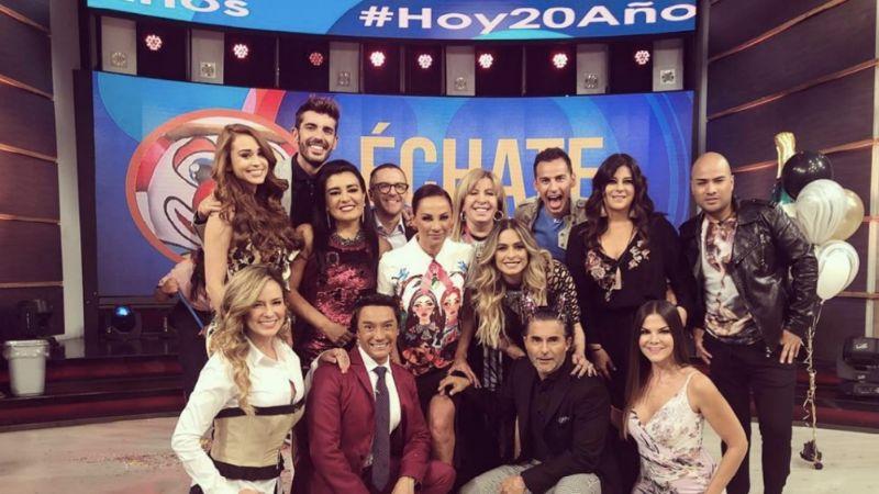 Tras dejar 'Venga la Alegría' por 'Hoy', actor de Televisa revela que lo amenazan de muerte