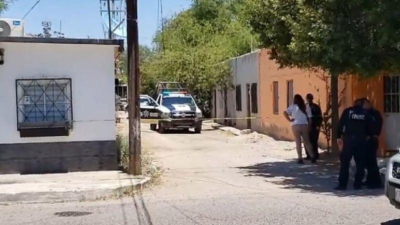 Violento domingo: Acribillan y matan a hombre dentro de domicilio en Empalme, Sonora
