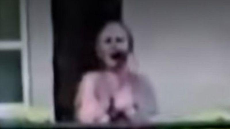 ¿Real o 'fake'? VIDEO de una 'mujer zombie' paraliza las redes; estas son las teorías