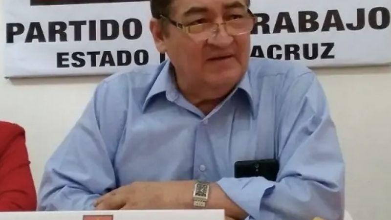 """""""O renuncias o te matamos""""; candidato del PT en Veracruz es amenazado por hombres encapuchados"""