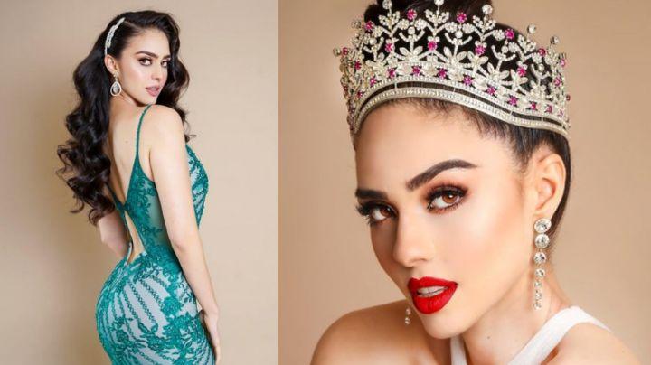 Nueva Mexicana Universal: Ella es Débora Hallal, la mujer que representará a México en Miss Universo