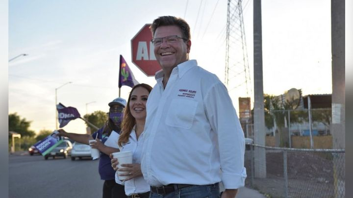 Hoy, gran cierre de campaña del candidato Independiente Rodrigo Bours; estará La Brissa