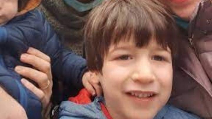 No recuerda nada: Eitan Biran no sabe que sufrió un accidente y perdió a toda su familia