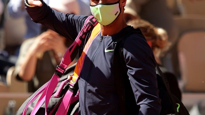 Nadal no da tregua; echa a Alexei Popyrin y sigue adelante en Roland Garros