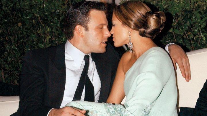 ¡Entre besos y abrazos! Captan a Jennifer Lopez y Ben Affleck; ya planearían vivir juntos