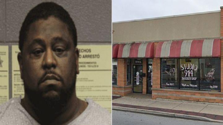 Dueño de barbería mata a balazos a un cliente que no quiso pagar 15 dólares por un corte