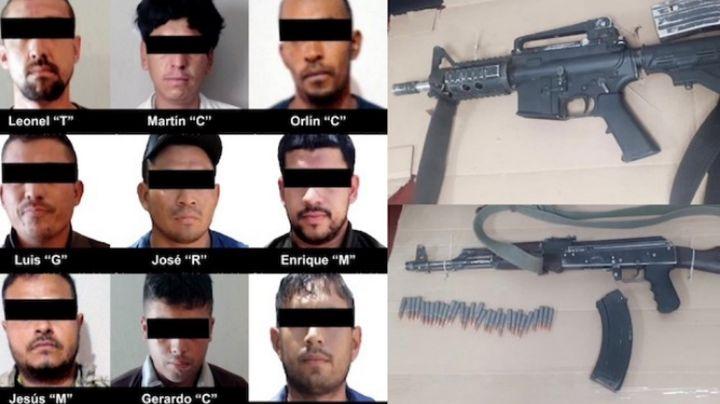 Sicarios capturados al norte de Sonora son vinculados a proceso y permanecerán en prisión