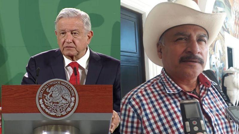 Tras hallar restos de Tomás Rojo, vocero de la etnia Yaqui, AMLO promete atender conflictos