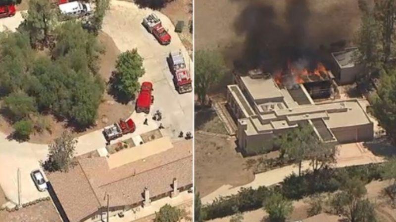 Tragedia en California: Fuerte tiroteo en estación de bomberos deja 1 muerto