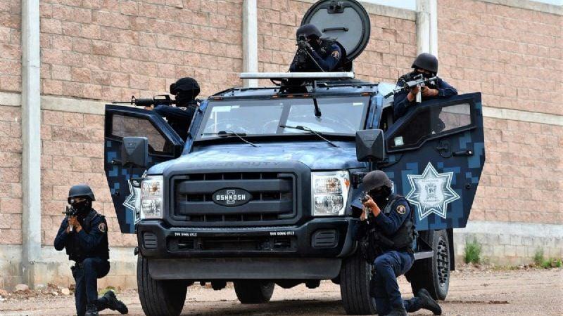 Cártel Jalisco caza a los policías de Guanajuato en sus hogares frente a sus familias