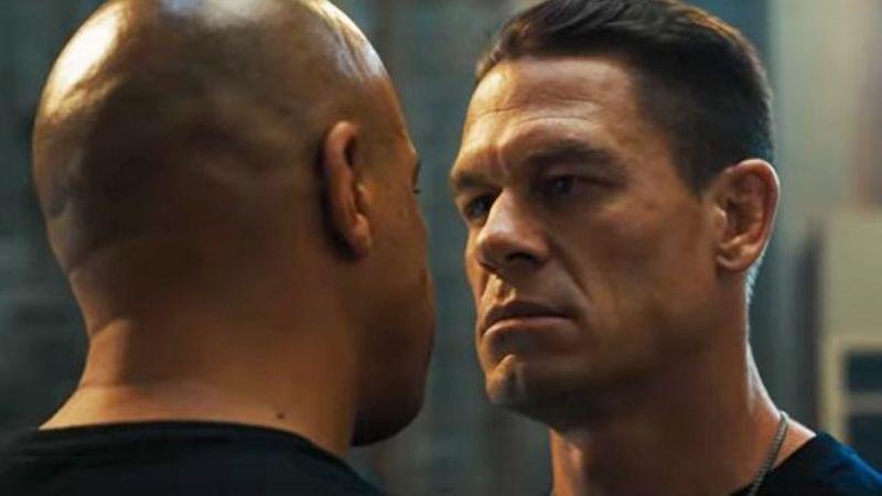 De luchador de la 'WWE' a villano: John Cena participará en la saga 'Rápidos y Furiosos'