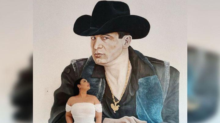 Valentina Elizalde, hija del 'Gallo de Oro', revela FOTOS ¿para anunciar lanzamiento de su disco?