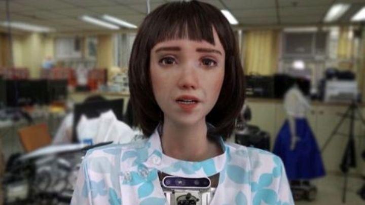 Conoce a 'Grace' la primera enfermera robot para cuidar pacientes con Covid-19