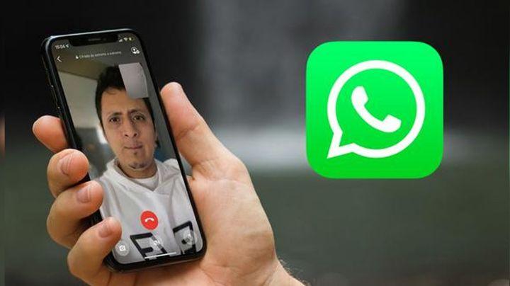 ¡Qué no te descubran! Este truco ayuda a ocultar el fondo en las videollamadas de WhatsApp