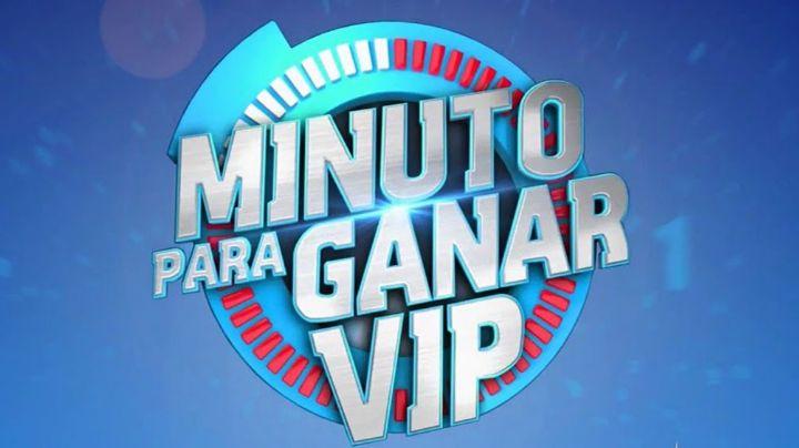 ¿Y Adrián Uribe? Conductora de Televisa revela que estará en 'Minuto Para Ganar VIP'