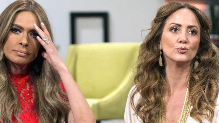 """¡Pleito en Televisa! Galilea Montijo """"termina"""" tregua con Andrea Legarreta; haría esto en su contra"""