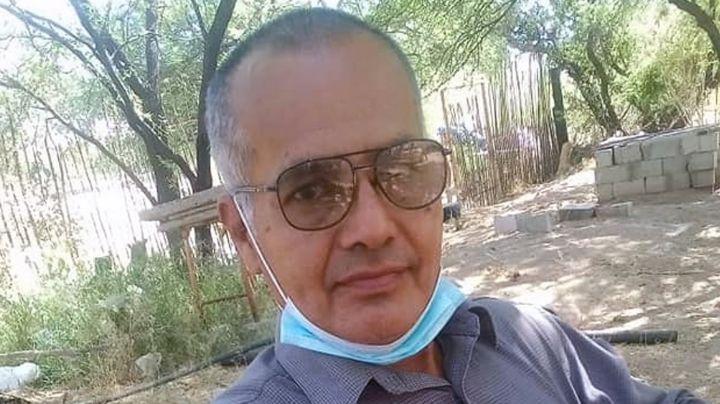 Tomó un autobús y desapareció: Esposa pide ayuda para ubicar a Leodegario Eugenio en Sonora